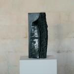 Respiration intérieure, 2008, granit d'Inde, 45 x 19 x 10 cm