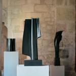 Les amants 3, 2006, granit d'Inde, 50 x 26 x 13 cm