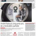Article du nouvelliste sur André Raboud