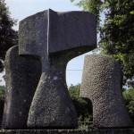 Sans titre, pierre de Salvan, 350 x 400 x 200 cm