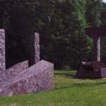 Le grand sanctuaire, pierre de Collonges, 300 x 1300 x 600 cm