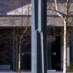 Sans titre, 1975, granit de Fionnay, 300 x 40 x 40 cm