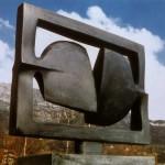 Sans titre, 1977, petit granit de Belgique, 100 x 110 x 90 cm