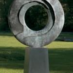La mémoire et la mer, bronze, ∅ 180cm