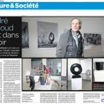 André Raboud écrit dans le noir - 24heures - 22.01.2016
