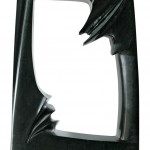 Entre vagues, Serpentine, 2013, 70 x 50 x 15 cm