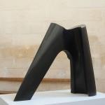 L'arche, 2010, Granit d'Inde, 100 x 120 x 39 cm