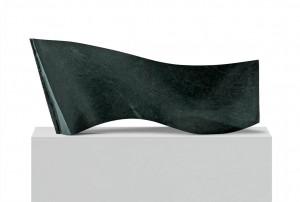 L'âme de fond 2, Serpentine, 2012, 40 x 69 x 23 cm